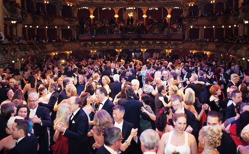 Ballsaal der Opernredoute Graz (c) Philipp Schulz