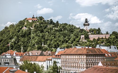 Hotel Das Weitzer Schlossberg Graz